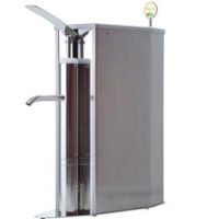 Sausdispenser huren saus verhuur catering dispenser